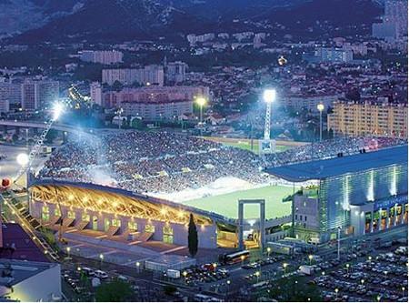 stade velodrome Matchday 1   Marseille/Milan