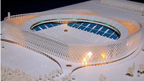 ce a quoi pourrait ressembler le stade vélodrome à l'avenir