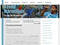 FOOTBALL : A Fond Marseillais : Olympique de Marseille